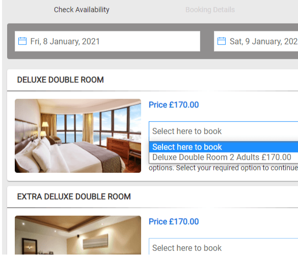 Booking Software for Hotels